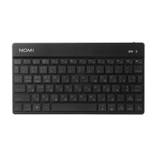 კლავიატურა Nomi Bluetooth KB with Lighting KBB-302 Black