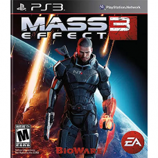 Game for PS3 Mass Effect 3 (BBFC)