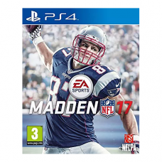Game for PS4 Madden NFL 17