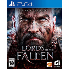 Game for PS4 Lords of the Fallen