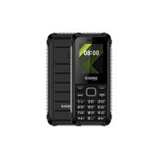 მობილური ტელეფონი Sigma X-STYLE 18 TRACK Black-Grey