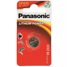 ბატარეა Panasonic CR-1632EL/1B