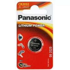 ბატარეა Panasonic CR-2032EL/1B