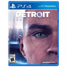 Game for PS4 Detroit: Become Human (Rus)