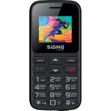 მობილური ტელეფონი Sigma Comfort 50 CF113 HIT2020 Black