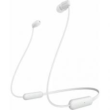 უსადენო ყურსასმენი Sony WI-C200 White