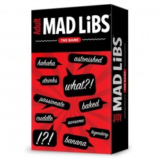 Adult Mad Libs: The Game სამაგიდო თამაში